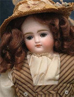 German, other dolls