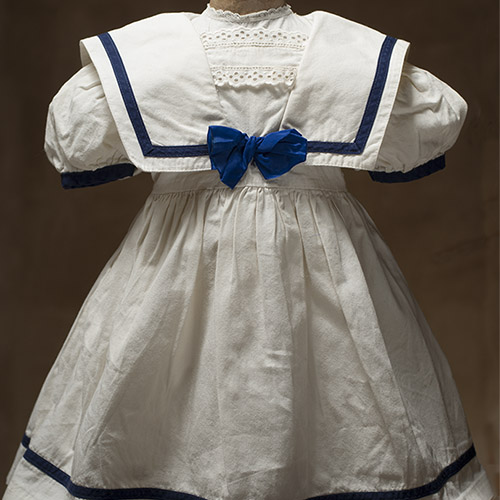 Antique Factory Sailor dress