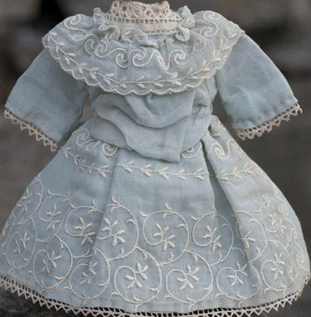 Antique  Dress for Tiny bebe