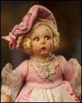 Vintage 1920s Italian Lenci Doll