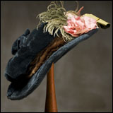 Antique French Hat