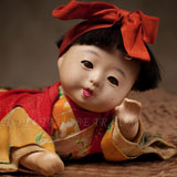 Japan  Ichimatsu Doll