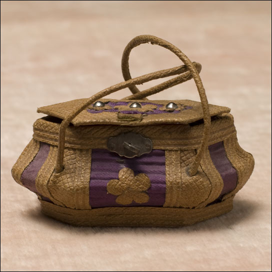 Antique Bag for Fashion Doll