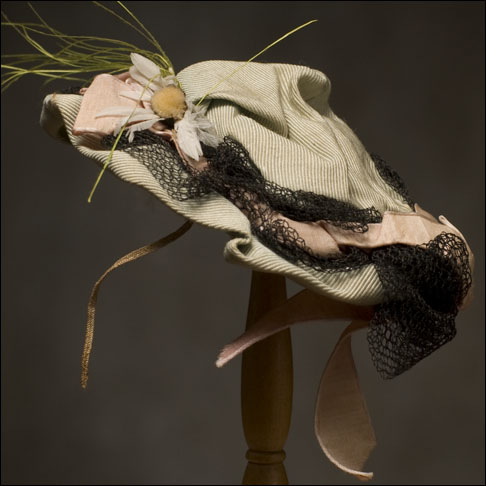 SIlk Original French Fashion Hat
