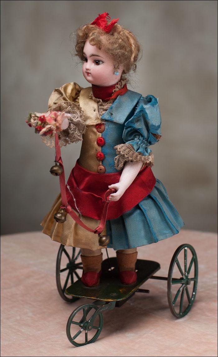 Механическая кукла Gaultier