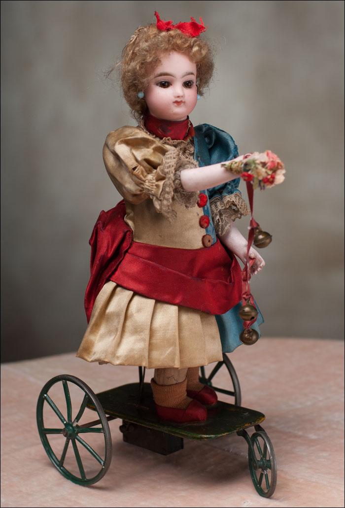 Старинные куклы и их гардероб.Часть 2