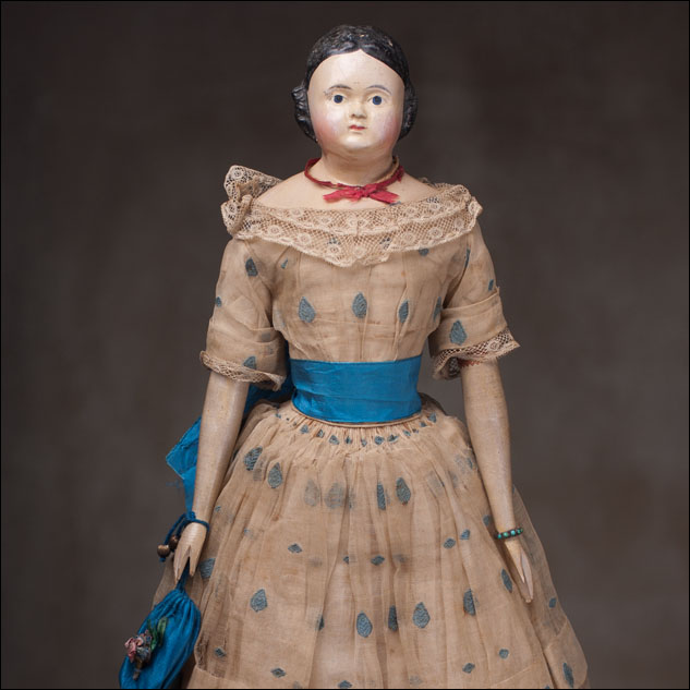 Early Fashion Doll