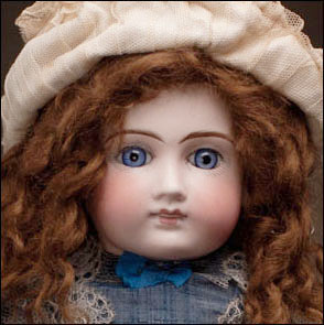 French Type Belton type Doll