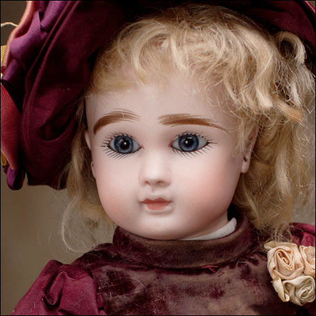 Кукла STEINER 35 см, 1889 год