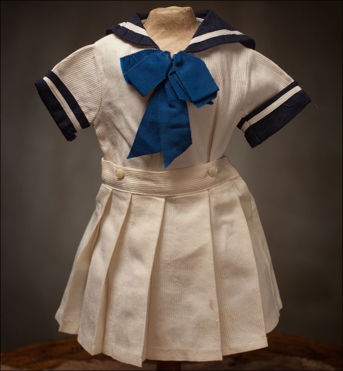 Sailor Summer Dress