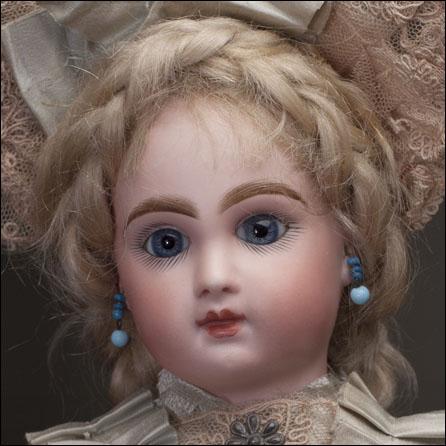 Кукла Jumeau кабинетного размера