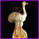 Antique Christmas ornament STRAUSS