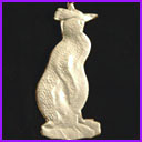 Antiwque Christmas ornament  PENGUIN