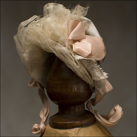 Very Small Doll Bonnet