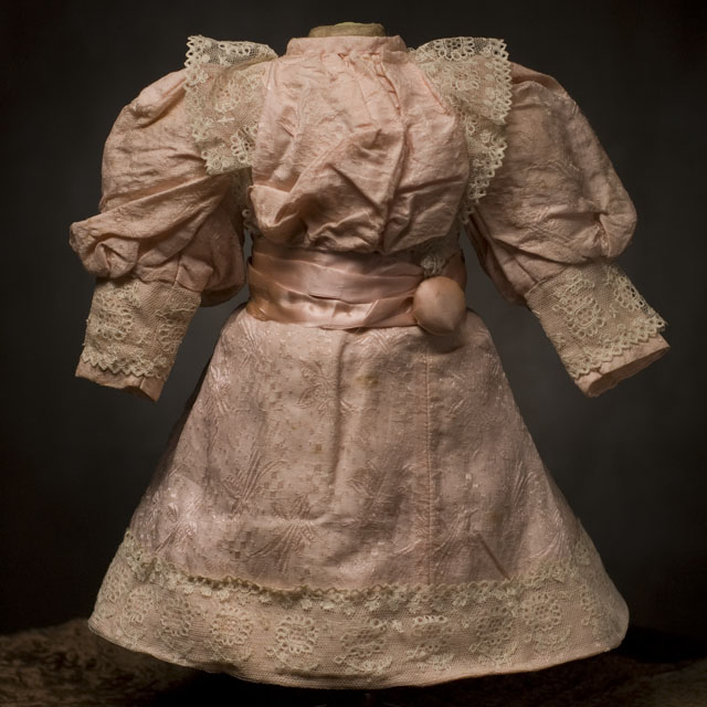 Antique Original Rose Dress