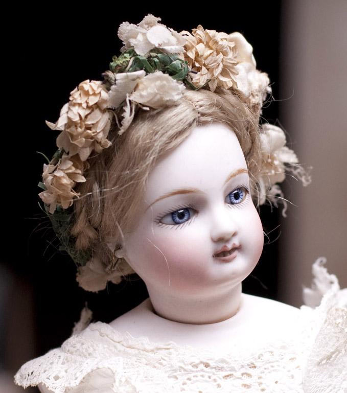 Модная механич.кукла STEINER 38см