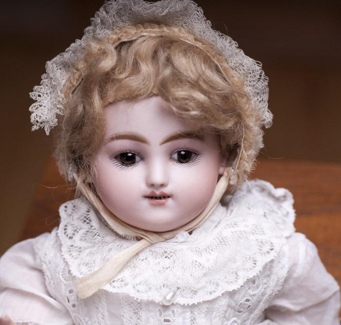 Механическая кукла  STEINER 44 см