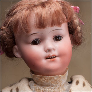 Character Baby Betty Doll by AM