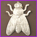 Antique Christmas ornament FLY