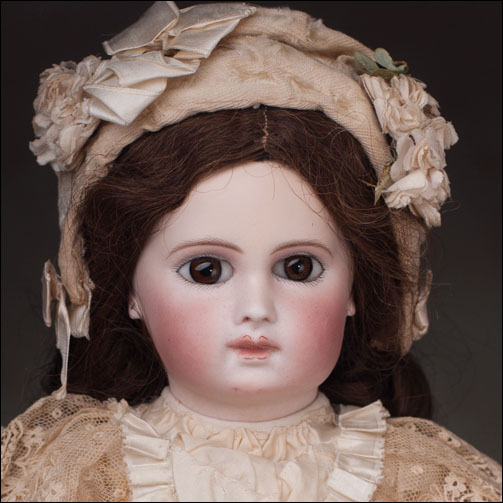 43 см Портретная кукла Emile Jumeau, 1878