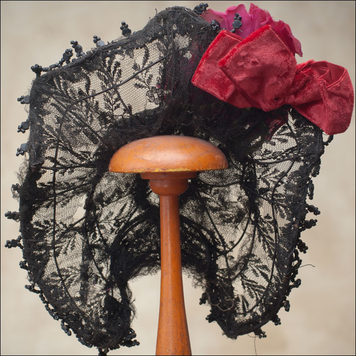 Antique Original Bonnet
