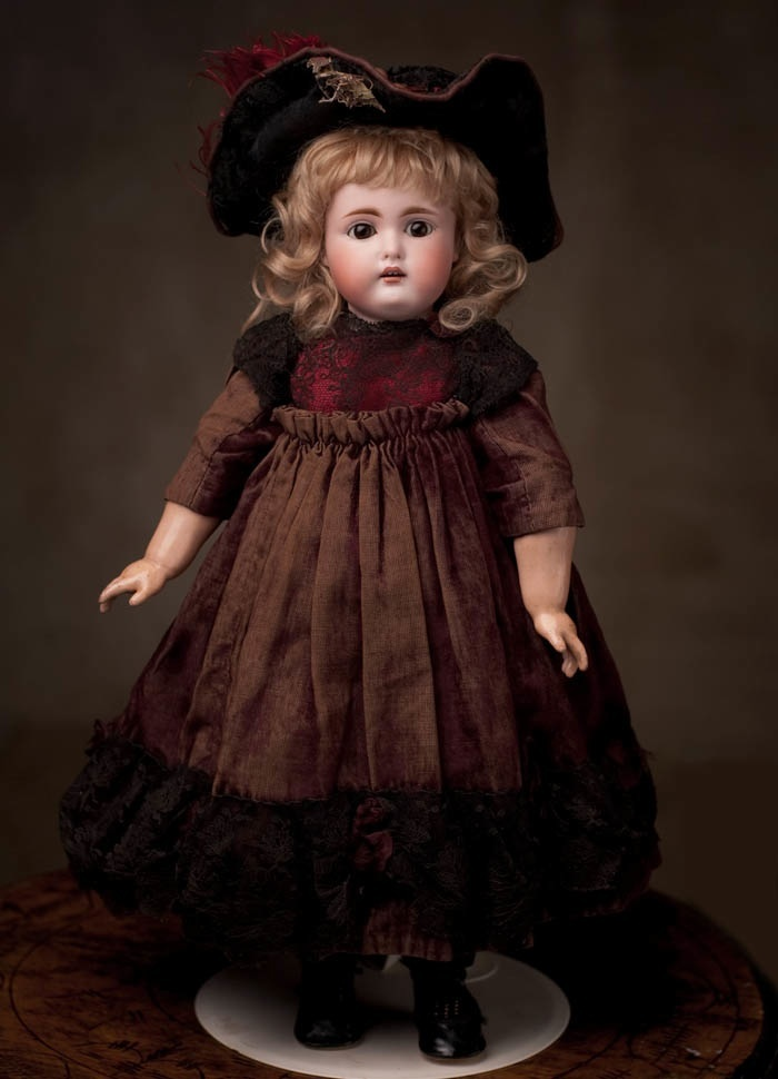 Редкая кукла фирмы Kammer and Reinhardt