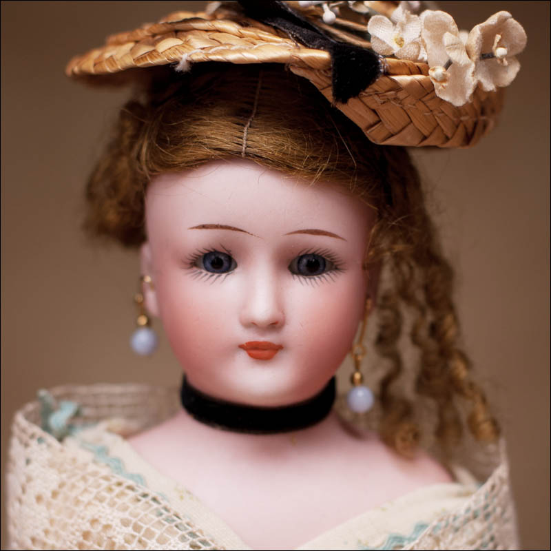 Little Fashion German Doll