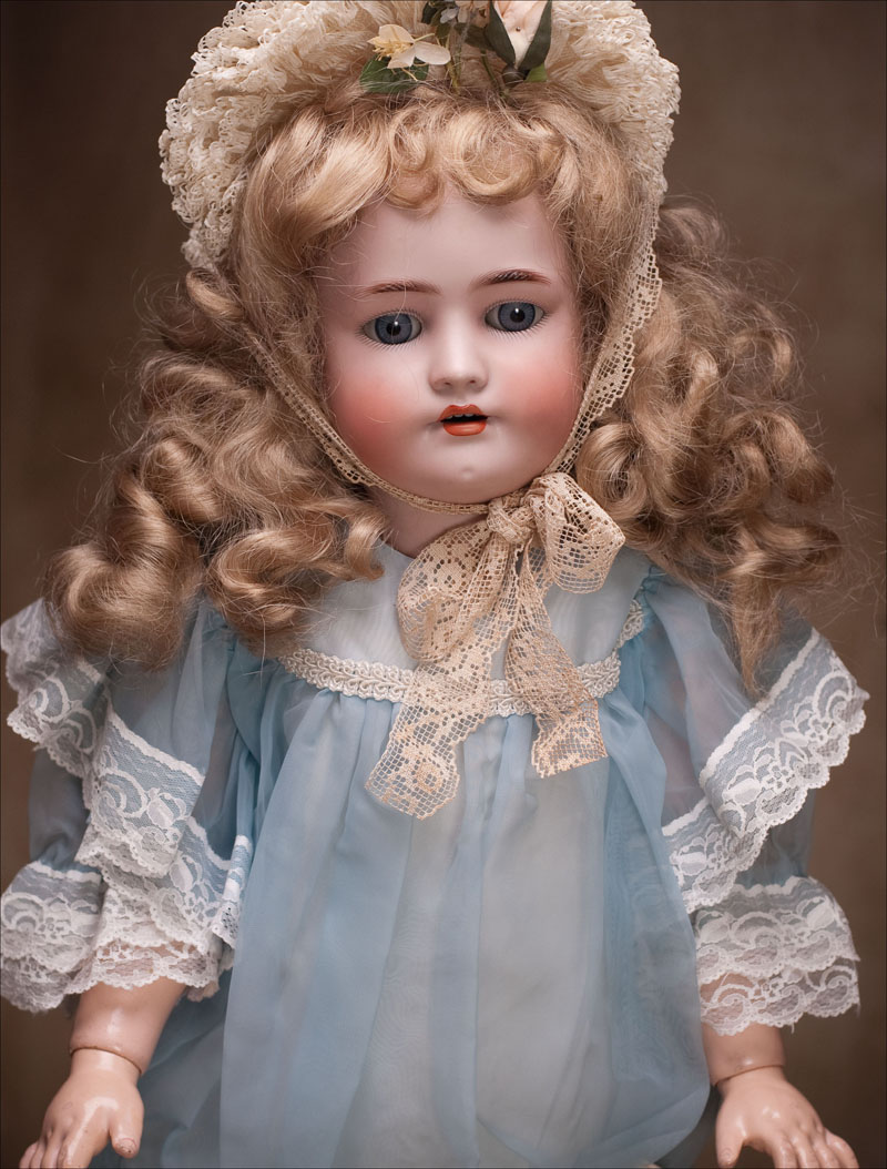 случайно увидела, пышные куколки фото только