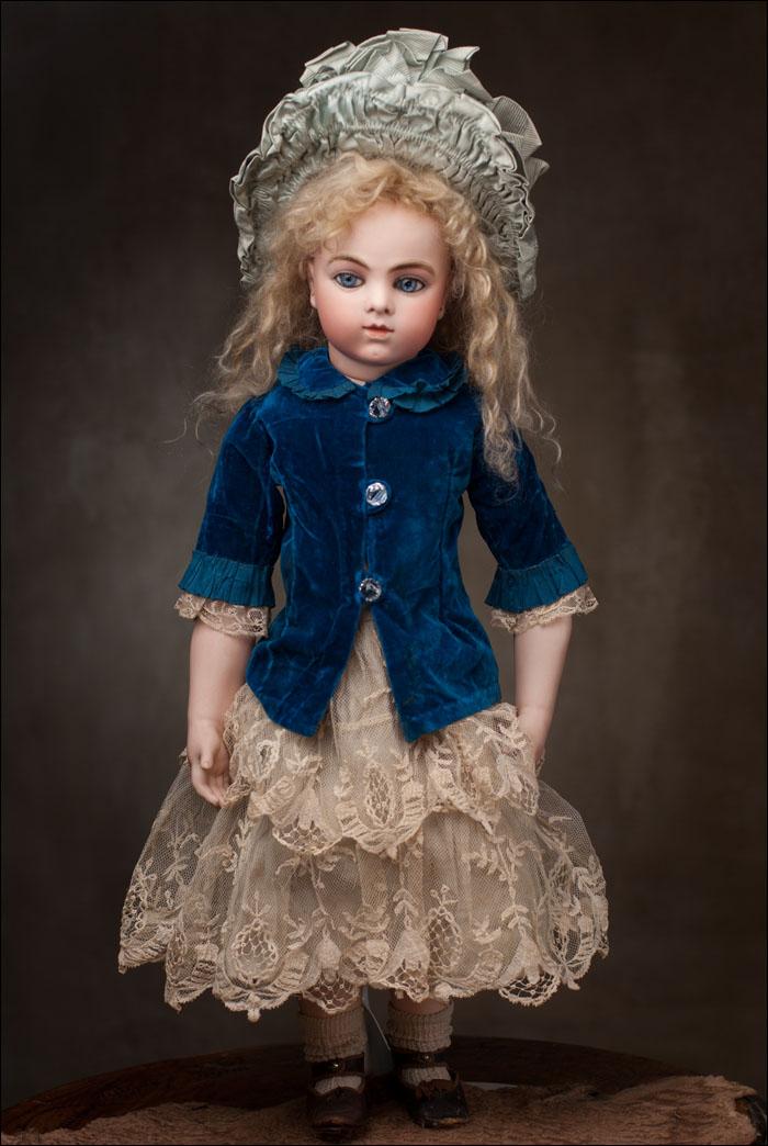 Кукла BRU Bebe 53 см