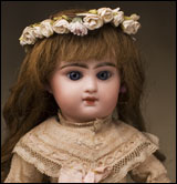 Doll by Emile Douillet for JUMEAU