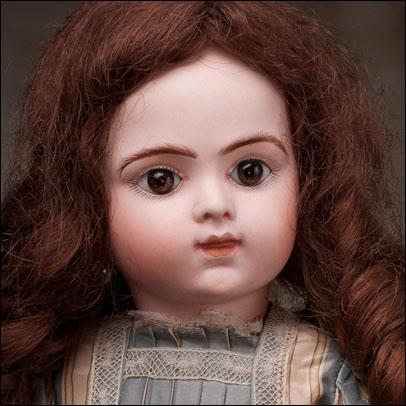 Кукла BRU, 1890 г.