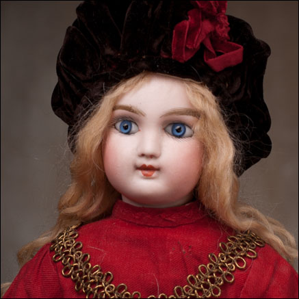 French H.P. Doll RESERVED for G.A.