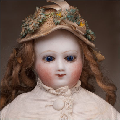 Early French Fashion Doll