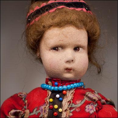 Кукла Ленчи 38 см