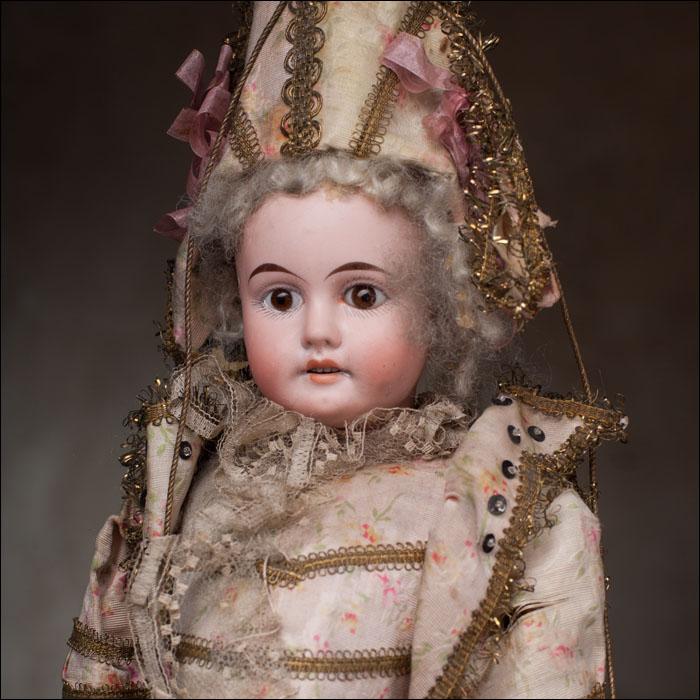 Кукла ПОЛИШИНЕЛЬ