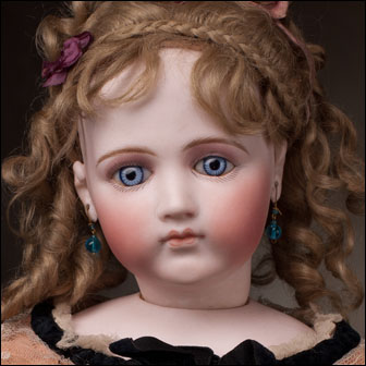 Portrait Fashion Doll