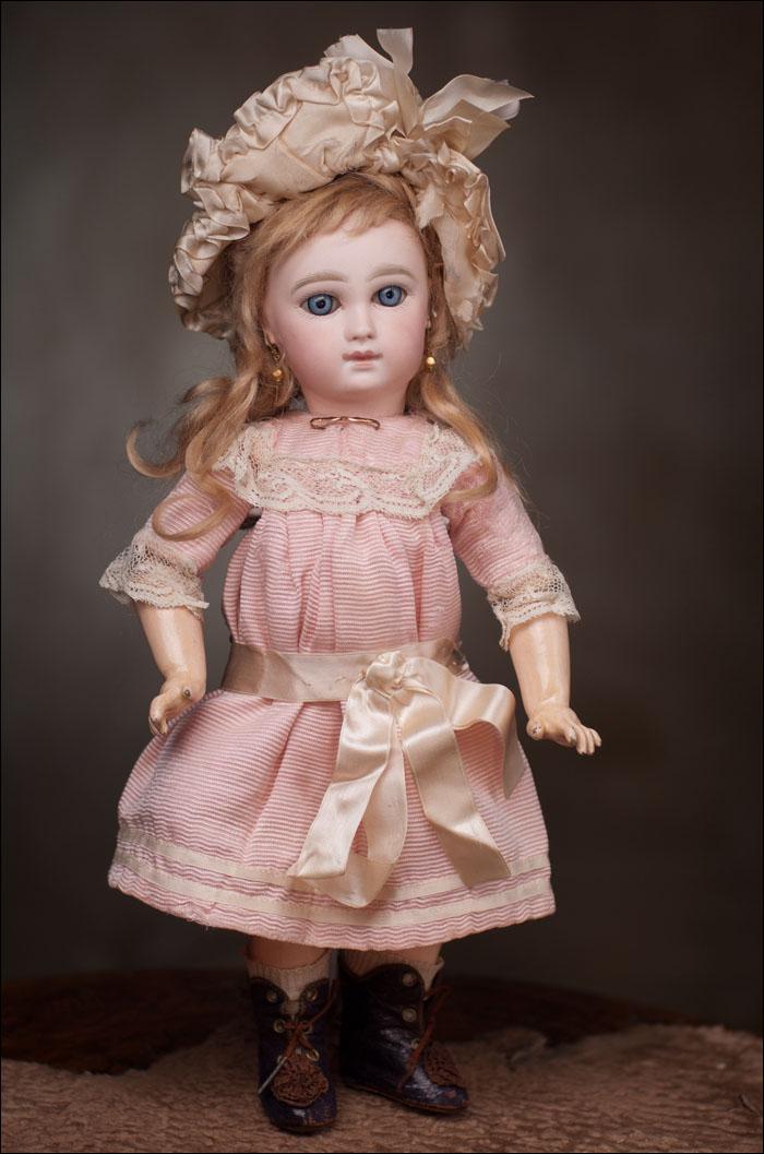 Редкая Кукла  Premier Jumeau -