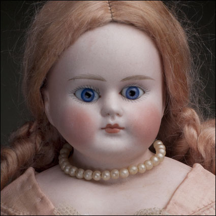 Early German Child doll