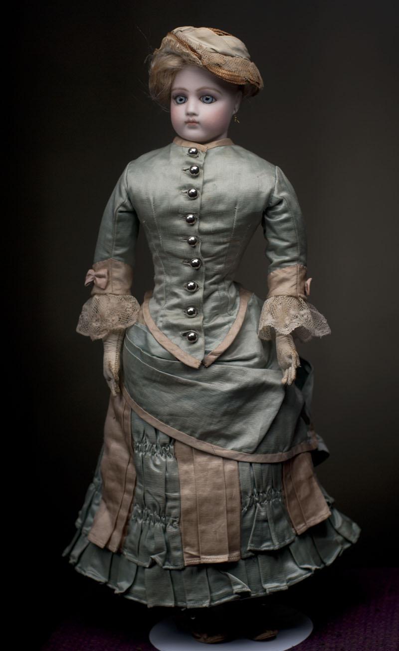 Очень редкая кукла - ранняя