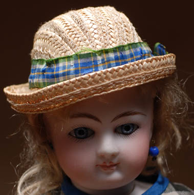 Hat & Box for Fashion doll