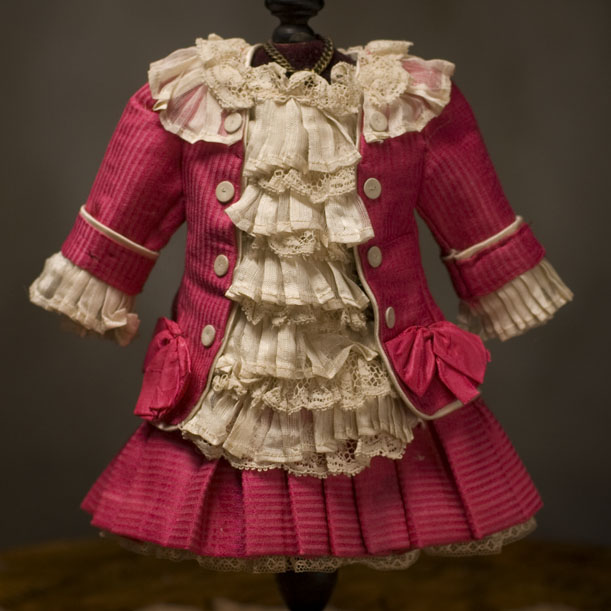 Dress for doll 10-11 inch