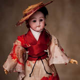 Rare Doll by Simon&Halbig mold 1079