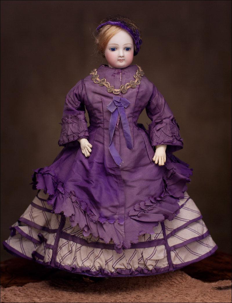 Модная кукла JUMEAU 40 см