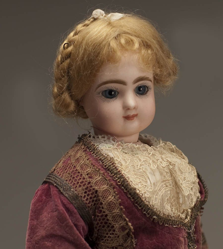 Модная Кукла Jumeau 44 см, 1880-е годы