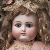 Rare Petit & Dumoutier Doll