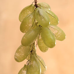 Antique Christmas ornament VINEGRAPES