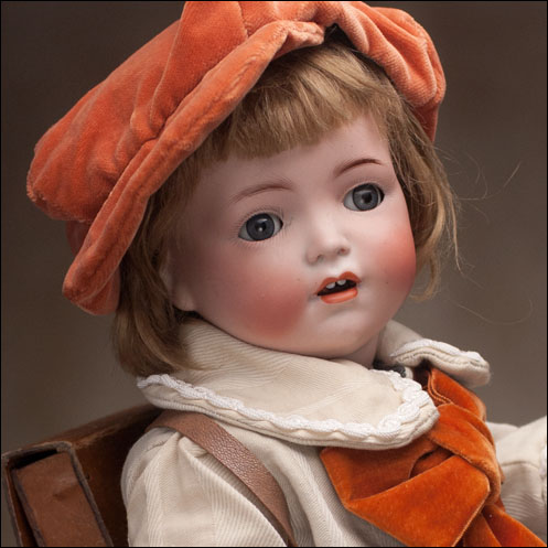 Rare character doll with Flirty Eyes