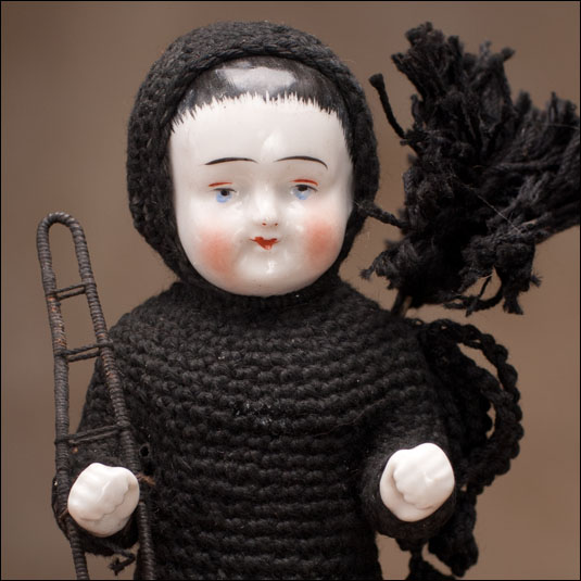 CHINA DOLL CHIMNEY SWEEP