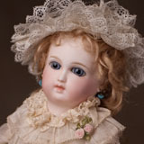 Premiere Bebe Jumeau Doll C.1877