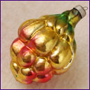 Antique Christmas ornament BERRIES
